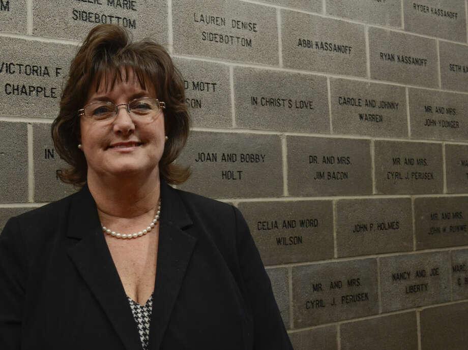 Tonya Eckert, new executive director with Casa de Amigos. Tim Fischer\Reporter-Telegram Photo: Tim Fischer