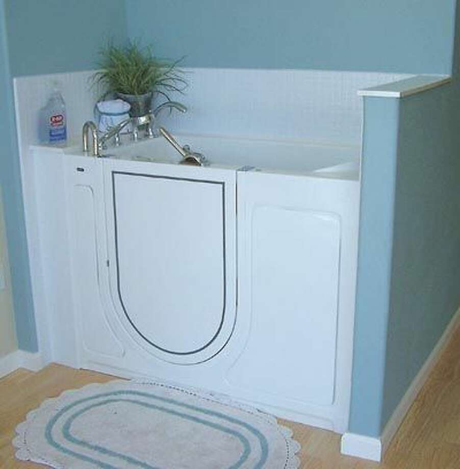 Converting A Standard Bathtub Into A Shower Or Walk In Tub Can Help Your  Senior