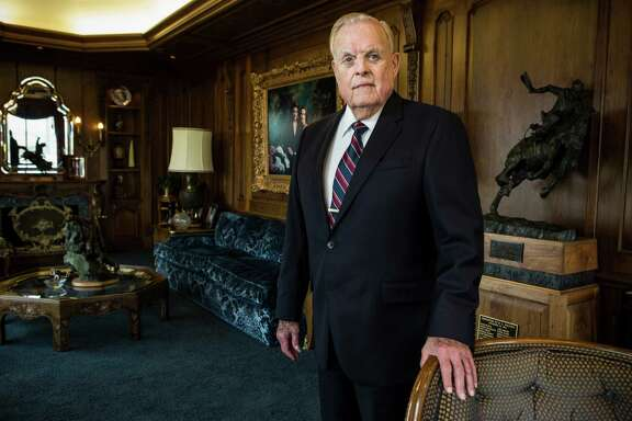 At 85, Robert L. Waltrip is the chairman emeritus of Service Corporation International. He says he has no plans to retire.