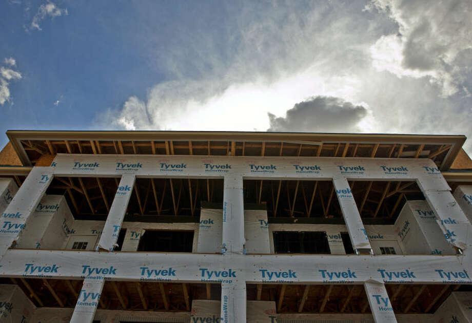 Le Mirage Apartment Homes, photographed July 29, 2014. James Durbin/Reporter-Telegram Photo: James Durbin