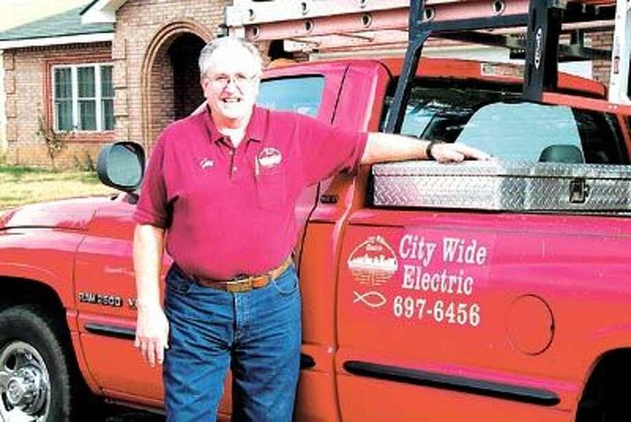 Call Joe Fussell at City Wide Electric for any electrical work you need, at 432-697-6456.