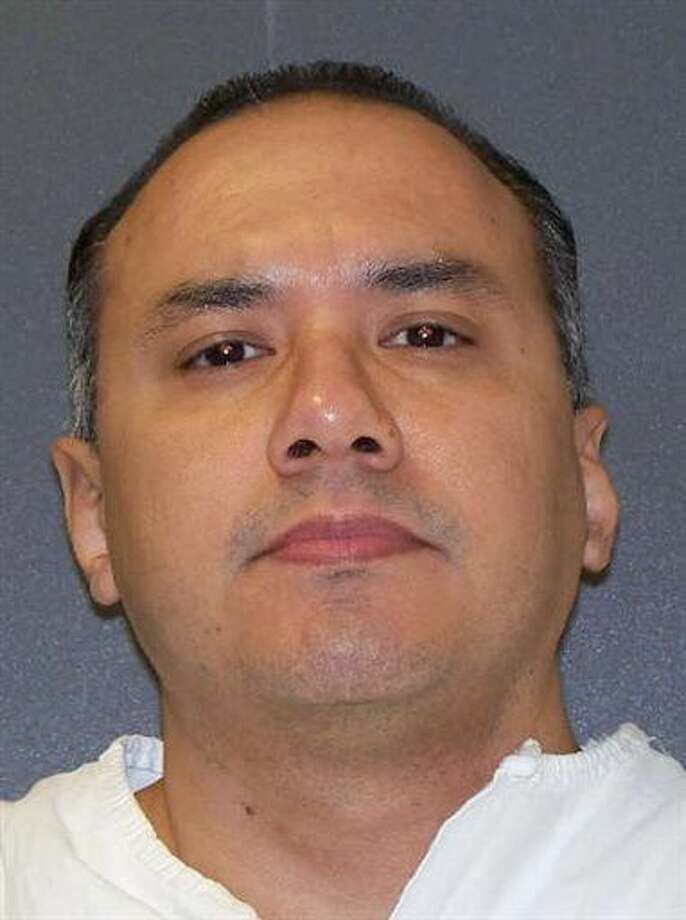 This undated photo provided by the Texas Department of Criminal Justice shows Gustavo Garcia. Garcia's lethal injection scheduled for Tuesday, Feb. 16, 2016, would be the third this year in Texas, which carries out capital punishment more than any other state. Garcia was sentenced to death for the fatal 1990 shooting of Craig Turski during a robbery. (Texas Department of Criminal Justice via AP) Photo: HOGP