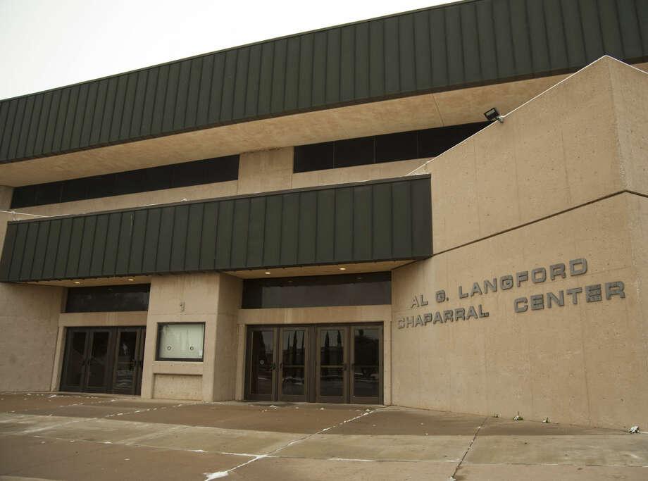 Midland College Chaparral Center Friday, 2-27-15. Tim Fischer\Reporter-Telegram Photo: Tim Fischer