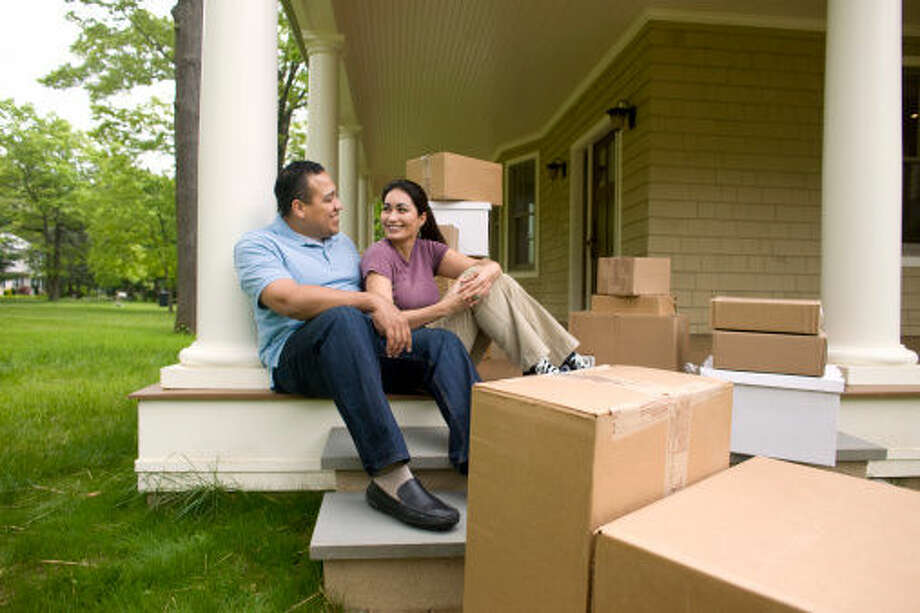 The March 2015 Texas Homebuyers and Sellers Report from the Texas Association of Realtors shows that between July 2013 and June 2014 median household income for Texas homebuyers increased 5.9 percent year-over-year compared with a national increase of only 1.4 percent. Photo: David Sacks