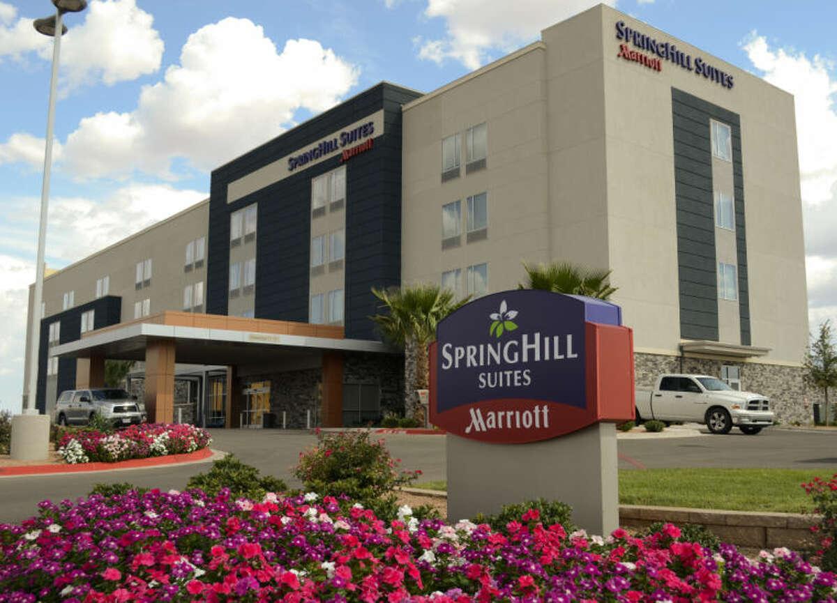 SpringHill Suites Marriott Tim Fischer\Reporter-Telegram