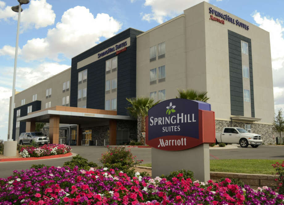 SpringHill Suites Marriott Tim Fischer\Reporter-Telegram Photo: Tim Fischer