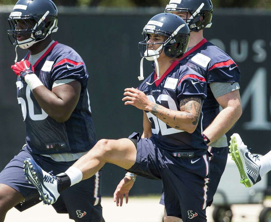Thanks to blazing speed, Texans hopeful Wendall Williams keeps on ...