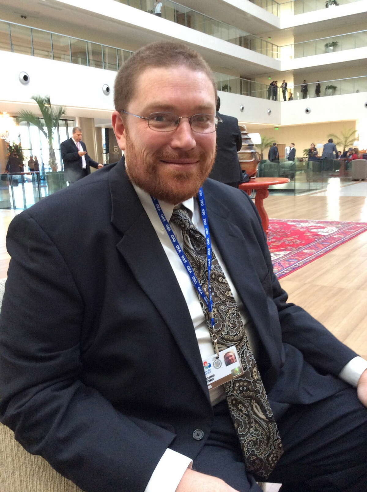 Chris Hightower is Social Studies Department chair and government teacher at Midland High School.