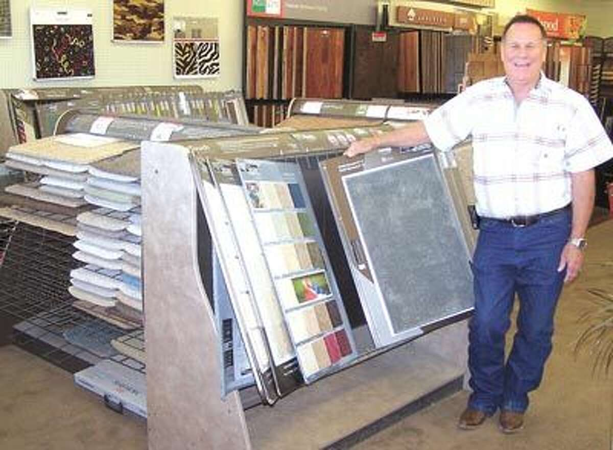 Travis Kendrick is ready to put his experience to work getting you the right flooring. He's at Southwest Floors, 1113 Andrews Highway in Midland.