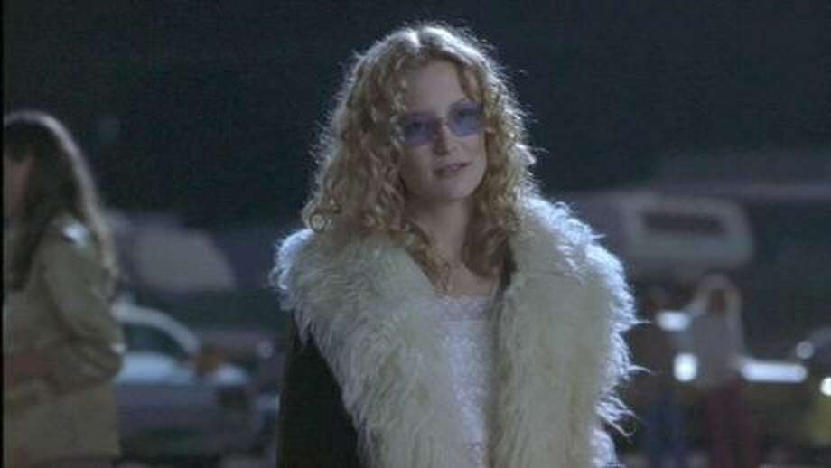 In Cameron Crowe's Oscar-winning film, one of the groupies is named Penny Lane (Kate Hudson) after the hit Beatles song.