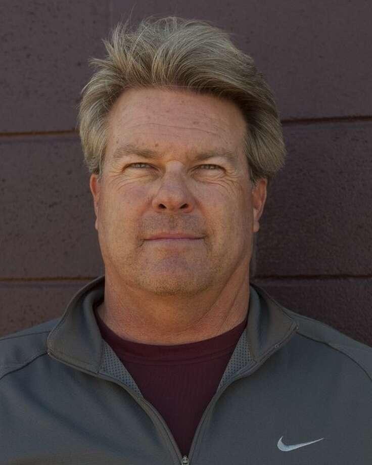 Lee coach Wes Overton