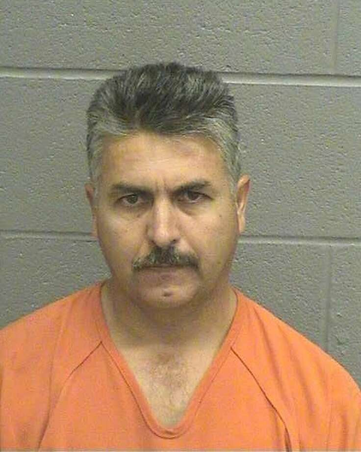 Bonifacio S. Gamez, 44,was arrested Feb. 11 for allegedly threatening to burn down a house, according to court documents.Gamez was held Feb. 12 on two $20,000 bonds for two third-degree felony charges of terroristic threat.