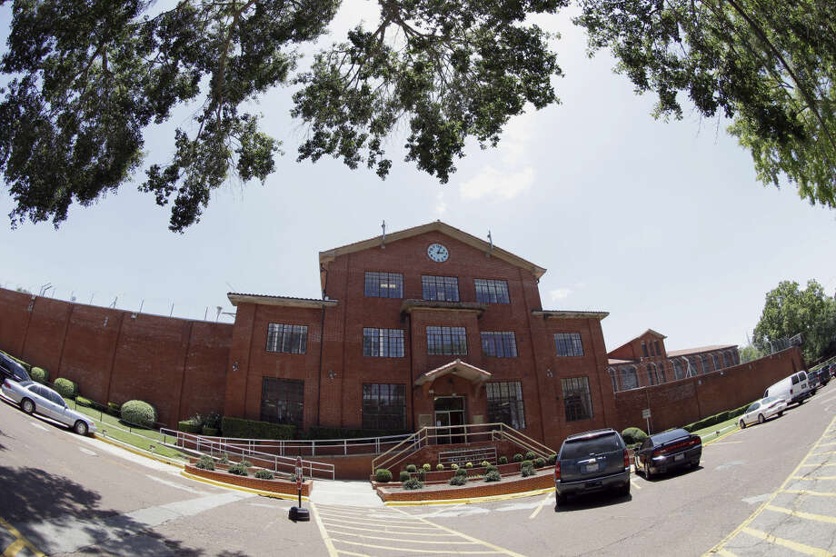 "The Huntsville ""Walls"" Unit of the Texas Department of Criminal Justice Huntsville Unit, where the death chamber is located, is shown Wednesday, June 26, 2013, in Huntsville, Texas.  Photo: David J. Phillip"