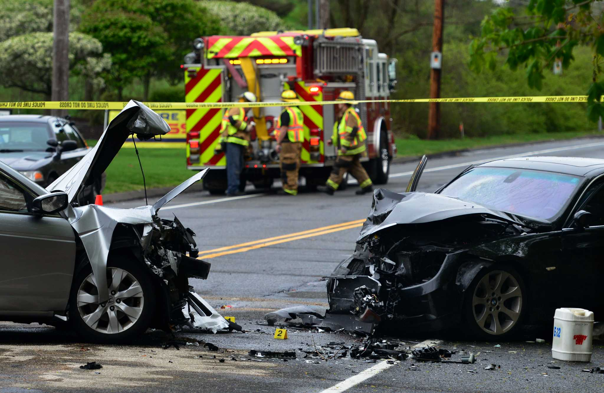 article on dui accidents