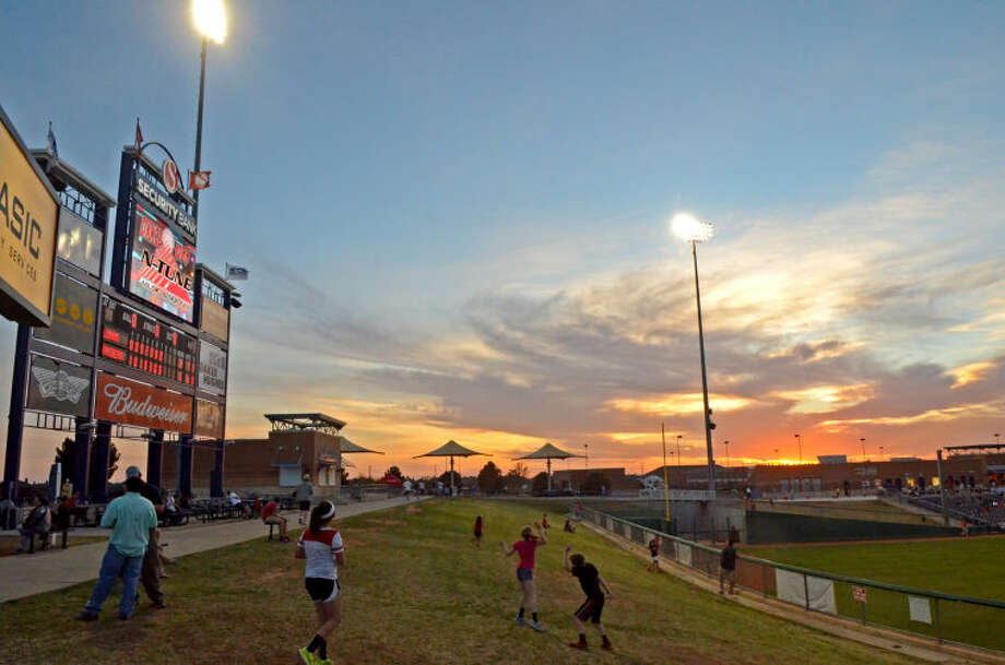 General view of Security Bank Ballpark during a non-conference game between Texas Tech and New Mexico on Tuesday. James Durbin/Reporter-Telegram Photo: JAMES DURBIN