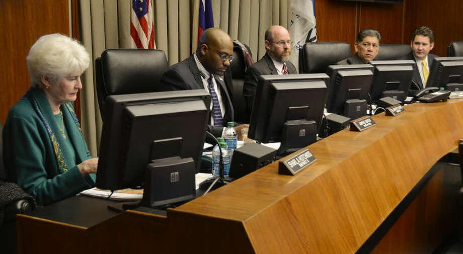 Midland City Council. Tim Fischer\Reporter-Telegram Photo: Tim Fischer