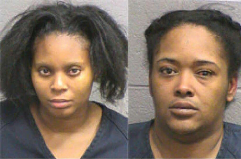 Bridget Renee Britton, 22, of Midland, left, was arrested Feb. 8 on a second-degree felony charge of aggravated assault causing serious bodily injury and a first-degree felony charge of aggravated assault with a weapon on a date, family or household member.Rosina Renee Britton, 37, of Midland, right, was arrested on the second-degree felony charge, as well as a class A misdemeanor charge of assault causing bodily injury.The two women used red stilettos to assault several people at a bar. One of the women stabbed a man in the eye with one of the shoes. Several others had lacerations and puncture marks on their skin.If convicted, the women face up to 20 years in prison for the second-degree felony charge. Bridget Britton faces five to 99 years in prison for the first-degree felony charge, and Rosina Britton faces up to one year for the misdemeanor charge.