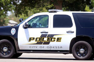 Odessa Police Department Vehicle