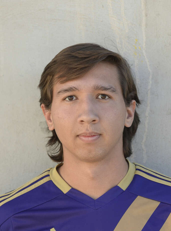 Midland High boys soccer mugs 2016 - defender Jaime Marquez (5) James Durbin/Reporter-Telegram