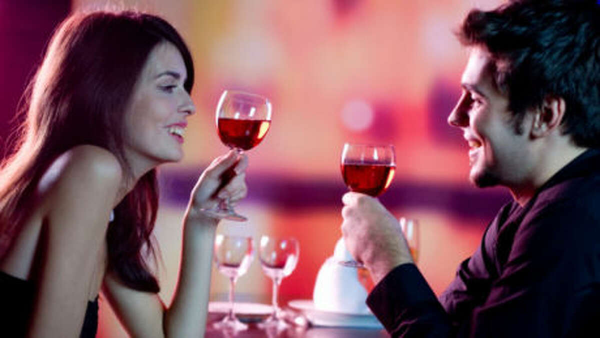 Enjoy a champagne toast and cheese selections with reservations at the Wine Rack for $60 per couple. Simple and easy and tres romantic.6:30 p.m. 4610 N. Garfield St., Suite D4. 432-570-9463. winerackofmidland.com.