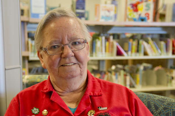 Ethel Mapp, one of our 52 Faces of our Community. Tuesday 02-16-16 Tim Fischer/Reporter-Telegram