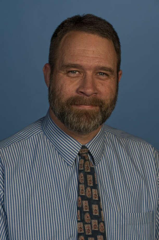 Midland Christian Principal Byron Myers. Tim Fischer\Reporter-Telegram Photo: Tim Fischer