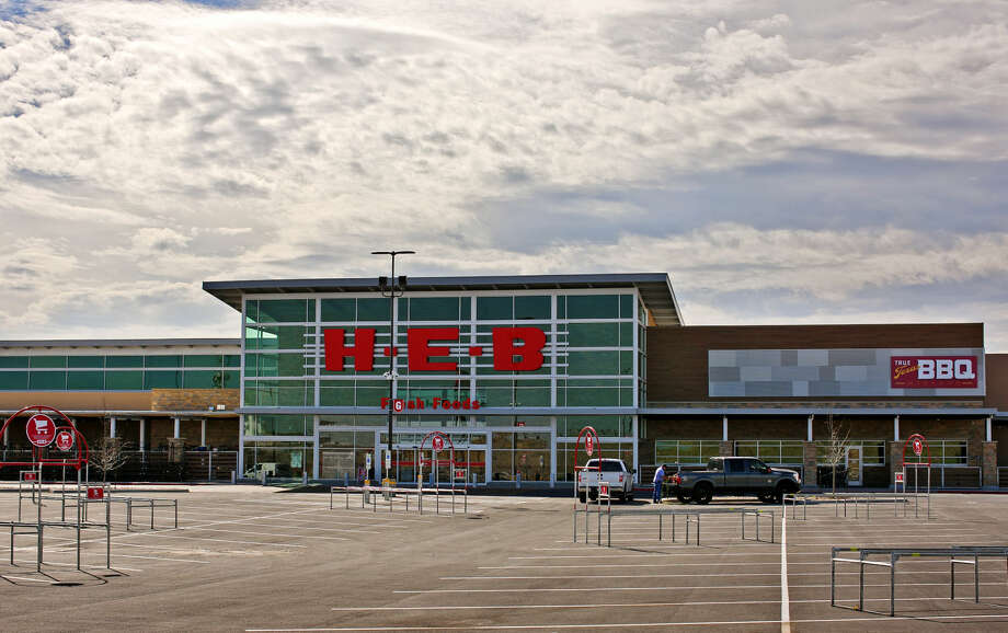 New HEB store located west of Midland near the intersection of Highway 191 and Loop 250, photographed Friday, Feb. 19, 2016. James Durbin/Reporter-Telegram Photo: James Durbin
