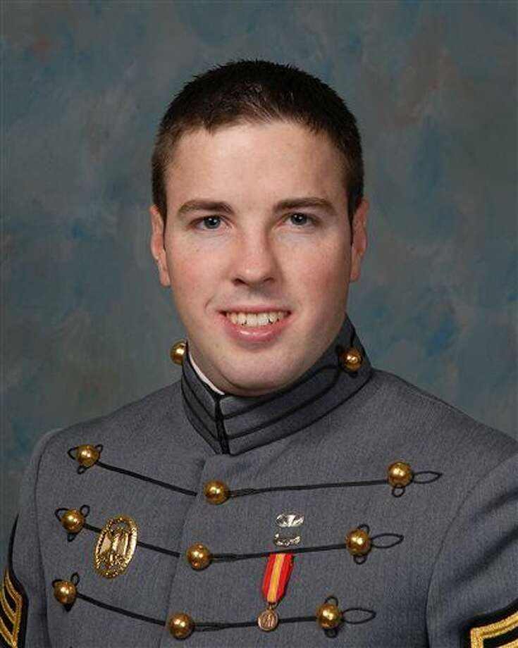 A 2009 photo provided by the United States Military Academy shows Taylor Force. Force, a 28-year-old MBA student at Vanderbilt University and a West Point graduate who served tours of duty in Iraq and Afghanistan, was killed in Israel Tuesday, March 8, 2016 in a stabbing spree near the seaside city of Jaffa. (United States Military Academy via AP) Photo: HOGP