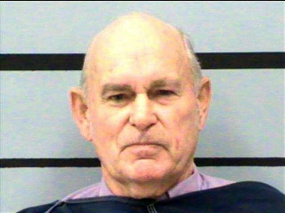 "This undated booking photo provided by the Lubbock County Sheriff's Office shows Dale Wray Fulford. Seventy-seven-year-old Fulford of Slaton, Texas, is accused of molesting a girl starting when she was 7, when her family moved into a house Fulford rented. Prosecutors say he gave the girl his ex-wife's wedding ring as a ""commitment."" (AP Photo/Lubbock County Sheriff's Office) Photo: HOPD / Lubbock County Sheriff's Office"