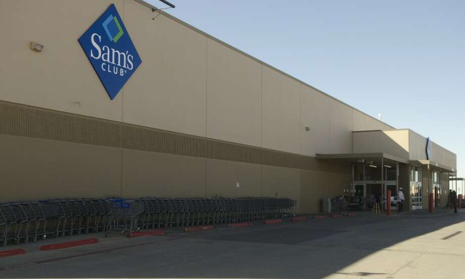 Sams Club in Midland. Photo by Tim Fischer/Midland Reporter-Telegram Photo: Tim Fischer