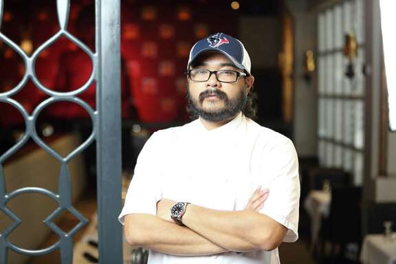 Rob Frias is the new executive chef of Tarakaan in Houston.