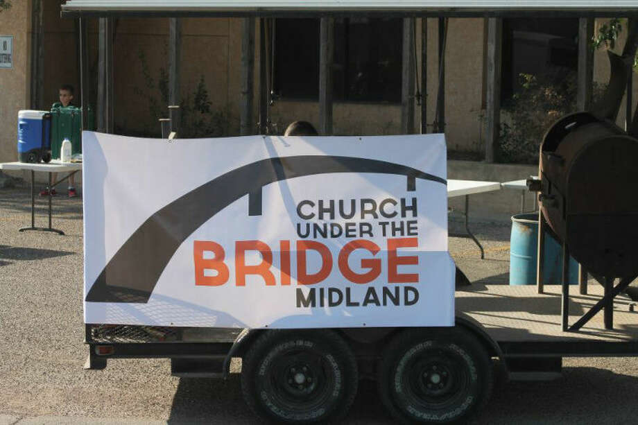 Photo: Courtesy Of Church Under The Bridge Midland
