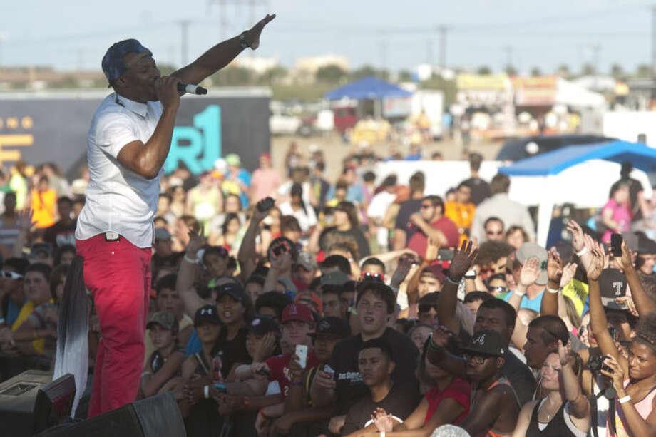 Shonlock will have three performances at the Christian music festival Rock the Desert. Photo: JAMES DURBIN