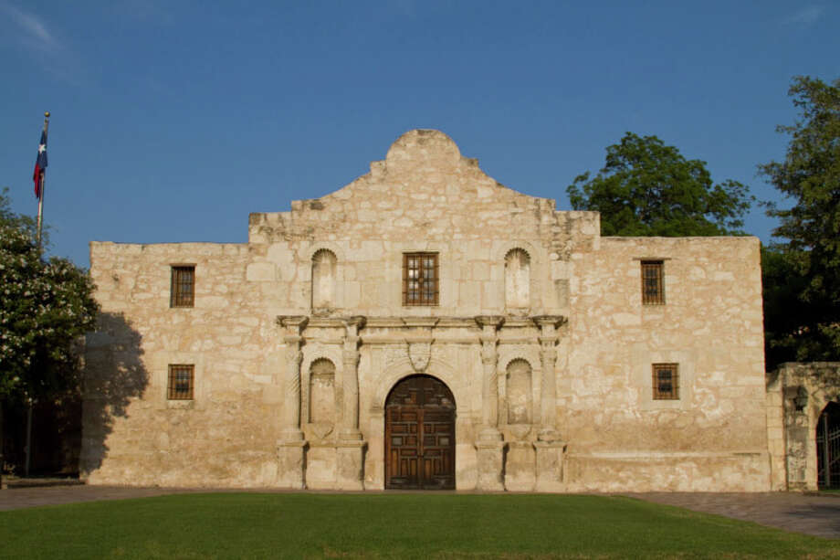 Despite being a monument to a battle ultimately lost, the Alamo in San Antonio forever remains a symbol of state pride and independence for Texans. Photo: January Smith / iStockphoto