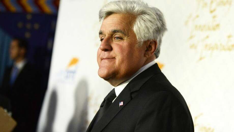 Jay Leno will appear at Midland College in 2015 as part of the Phyllis & Bob Cowan Performing Arts Series