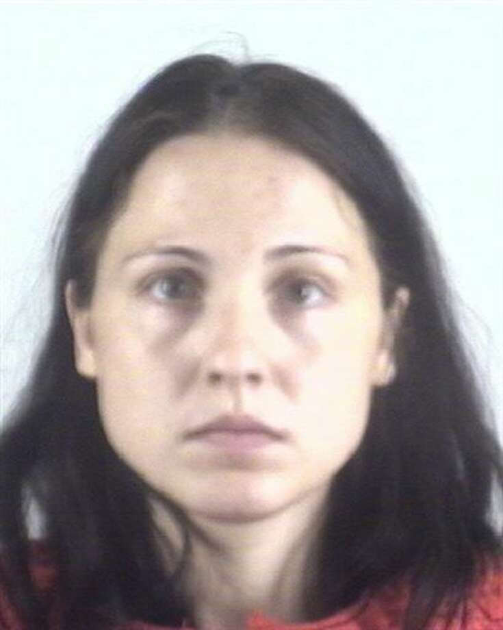 This handout photo provided by the Tarrant County Sheriff's Office shows Sofya Tsygankova. The estranged wife of internationally renowned pianist Vadym Kholodenko sought mental treatment the day before their two young daughters were found dead in the family's North Texas home, police said Tuesday, March 22, 2016. (Tarrant County Sheriff's Office via AP) Photo: HOGP