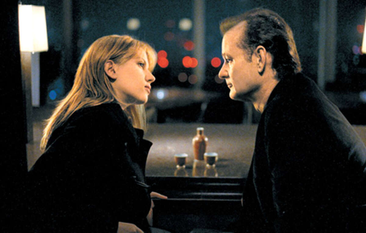 22. Lost in Translation (Director Sofia Coppola, 2003)Movie description: Bob Harris (Bill Murray) is a well-known American actor whose career has gone into a tailspin; needing work, he takes a very large fee to appear in a commercial for Japanese whiskey to be shot in Tokyo. Feeling no small degree of culture shock in Japan, Bob spends most of his non-working hours at his hotel, where he meets Charlotte (Scarlett Johansson) at the bar. Beyond their shared bemusement and confusion with the sights and sounds of contemporary Tokyo, Bob and Charlotte share a similar dissatisfaction with their lives; the spark has gone out of Bob's marriage, and he's become disillusioned with his career.
