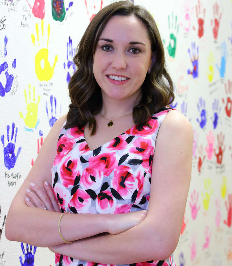 Wine Women & Shoes coordinator Lauren Blackketter serves on the Midland Rape Crisis & Children's Advocacy Center board. Photo by Curtis Routh.