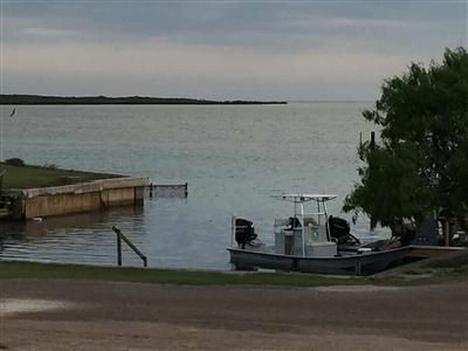 The search resumed Saturday morning for missing kayaker Adrian Garcia. Garcia wen missing on Thursday after his kayak overturned in the waters of Holly Beach. Photo: The Brownsville Herald,Brownsville,TX