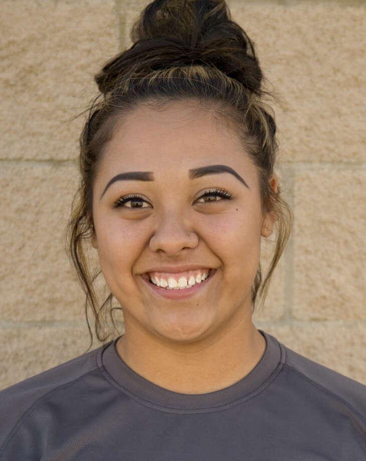 Jasmine Gonzales Monday 02-08-16. Tim Fischer/Reporter-Telegram Photo: Tim Fischer