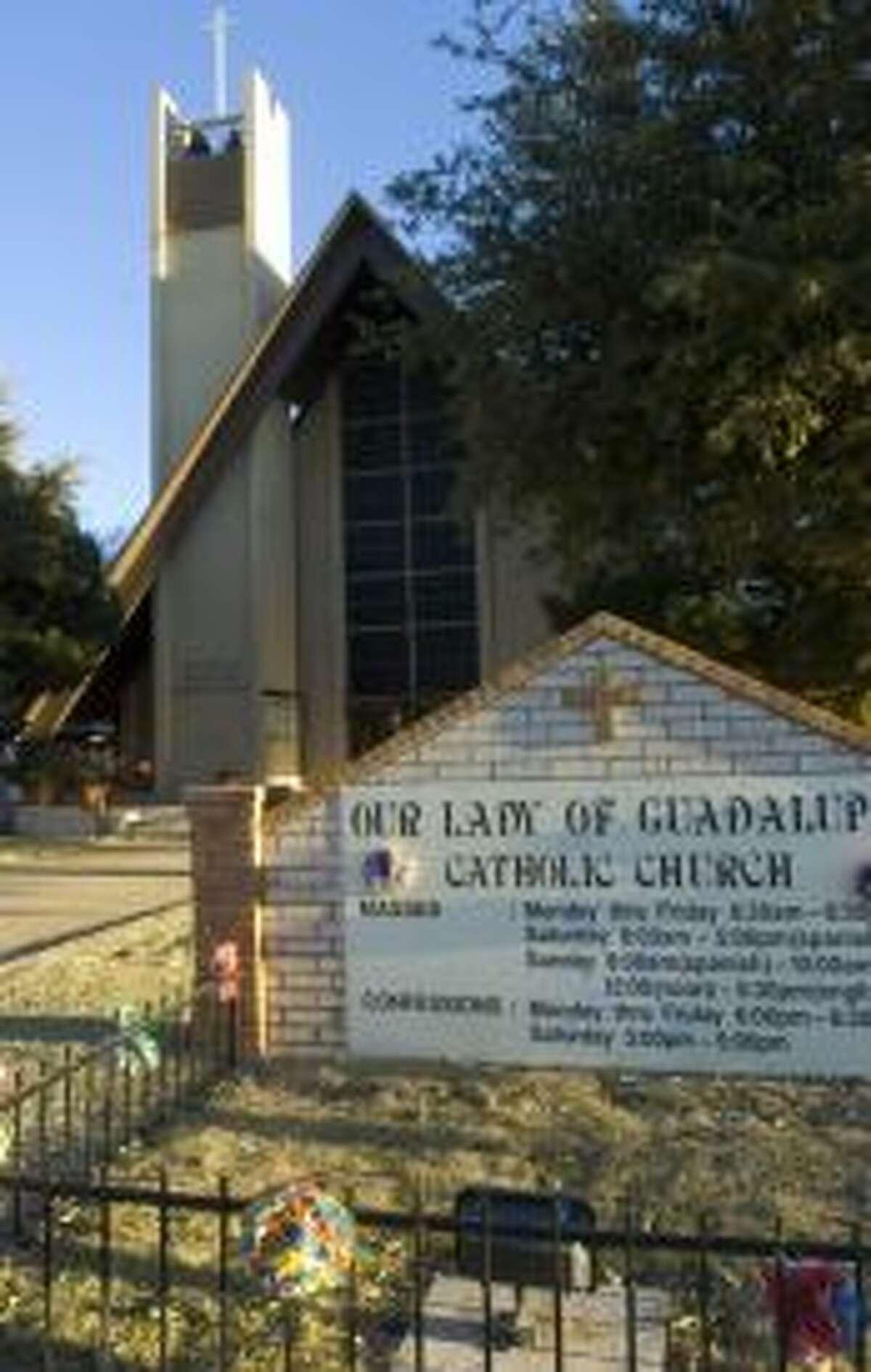 The church will host a Mardi Gras potluck dinner 5-8 p.m. Sunday at its parish hall.