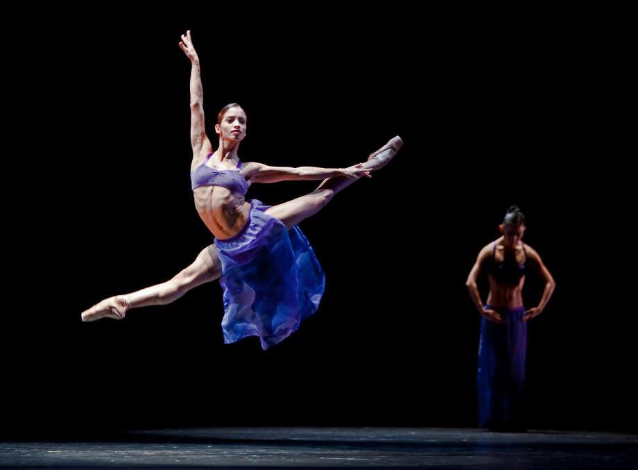 Photo: Photo By Amitava Sarkar. Courtesy Of Houston Ballet.