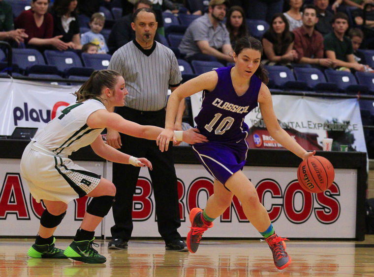Basketball: Midland Classical's Kayla Beattie signs with ...