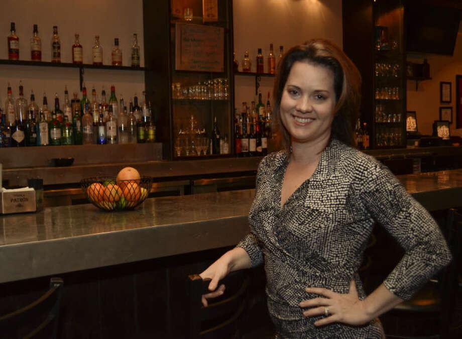Erica Mann Reeves, owner of The Blue Door. Tim Fischer\Reporter-Telegram Photo: Tim Fischer