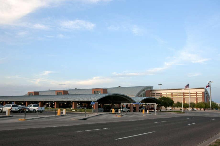 Midland International Airport photographed August 13, 2013. James Durbin/Reporter-Telegram Photo: JAMES DURBIN