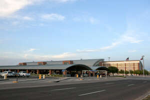 Midland International Airport photographed August 13, 2013. James Durbin/Reporter-Telegram