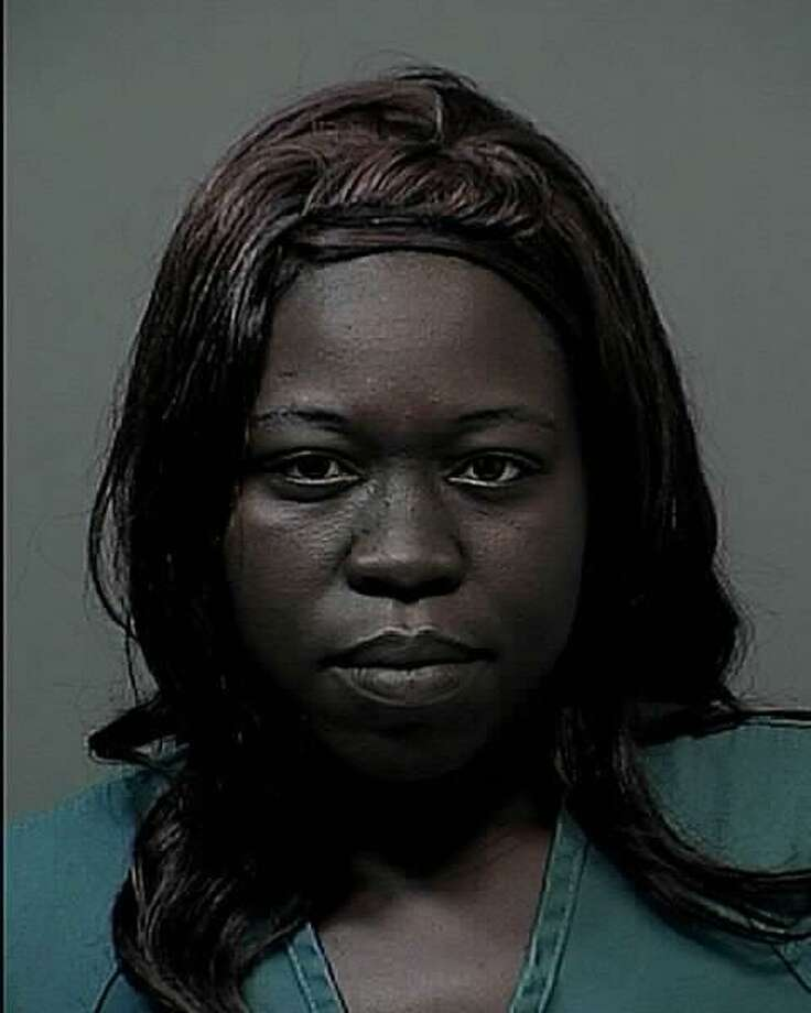 Tiemika Shuntayl Simmons, 31, of Midland, was arrested March 3 on a second-degree felony charge of burglary of a habitation.Simmons had her two children steal items from a motel room, which Simmons then tried to pawn off for money. The items included a laptop and a cellphone, according to the arrest affidavit.If convicted, she faces up to 20 years in prison.