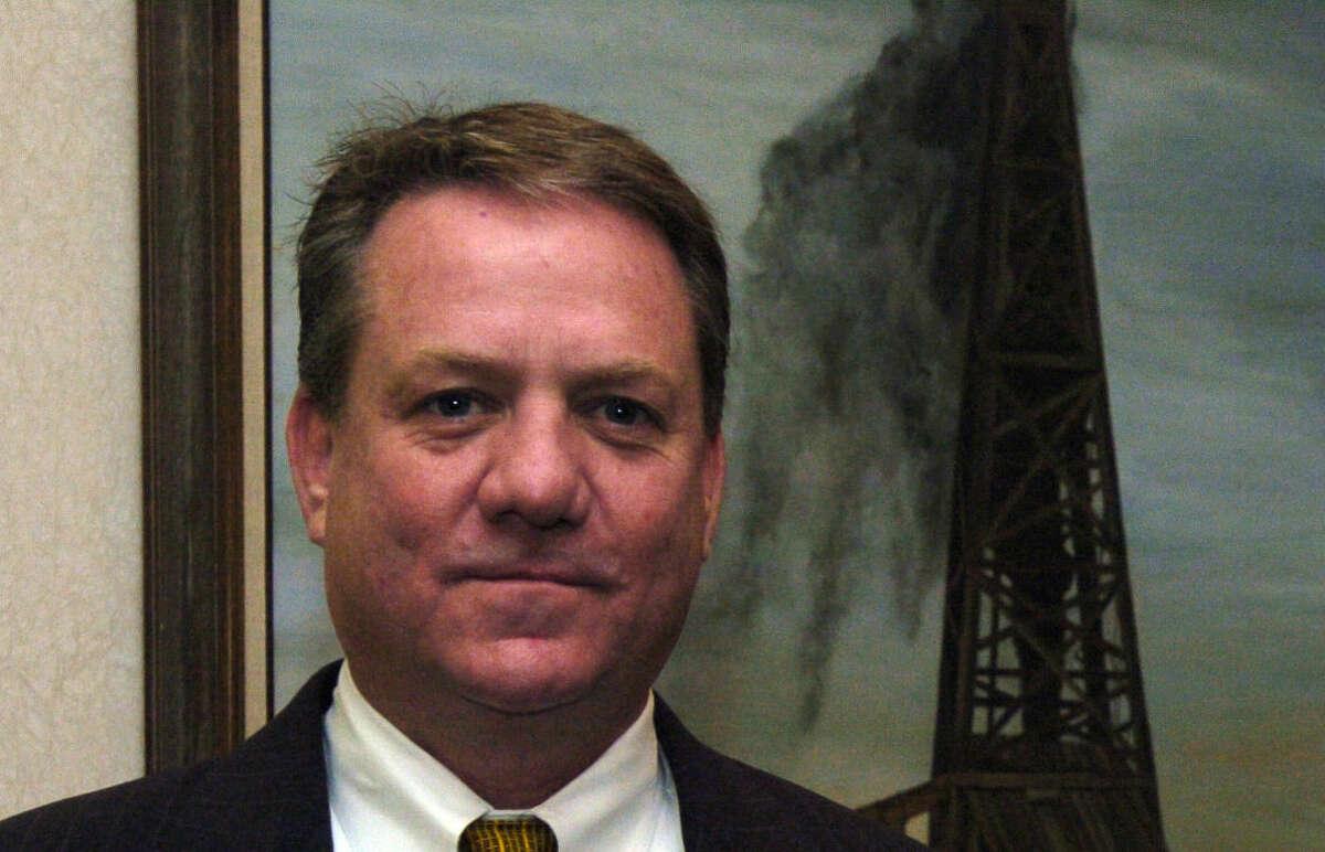Ben Shepperd, president of Permian Basin Petroleum Association. Photo by Tim Fischer 10/4/06