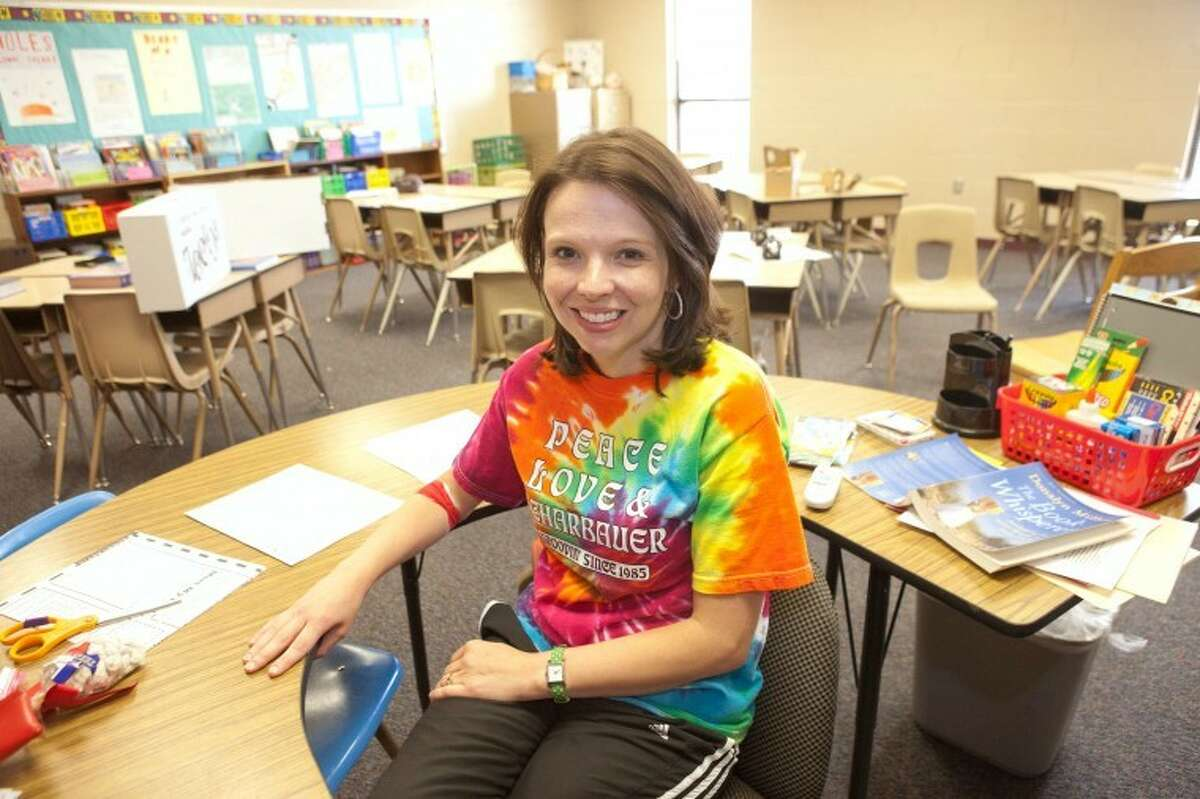 Stacey Callaway is a English/Language Arts teacher at Scharbauer Elementary School.