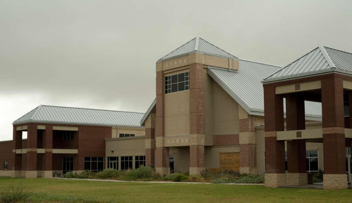 Crestview Baptist Church on Loop 250 and Thomason Drive. Tim Fischer\Reporter-Telegram